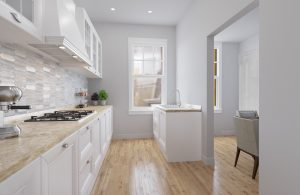 virtual staging for kitchen