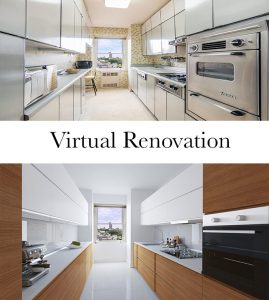 virtual staging before and after photos